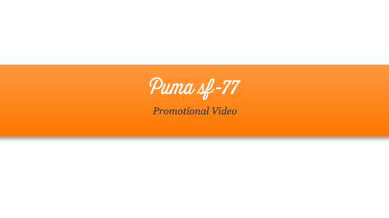 watch Puma Promo Commercial
