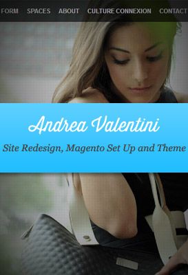 view info about Andrea Valentini